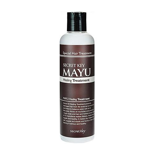 Secret key бальзам для волос mayu healing treatment