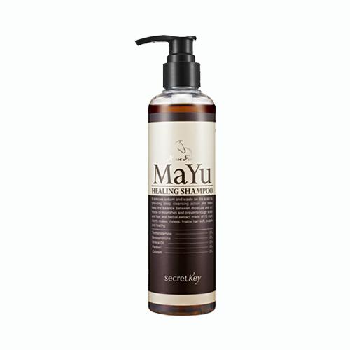 Secret Key Шампунь укрепляющий Mayu Healing Shampoo