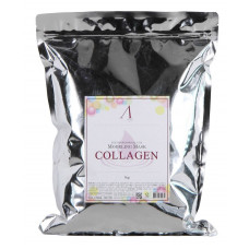Anskin маска альгинатная с коллагеном collagen modeling mask 1 kg