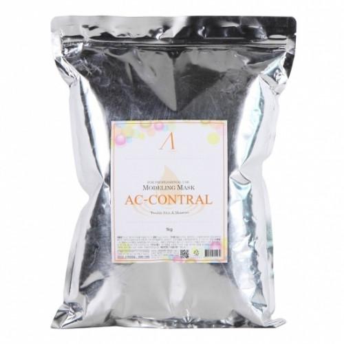 Anskin маска альгинатная для проблемной кожи против акне ac control modeling mask 1 kg