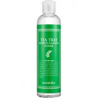 Secret key Тоник для лица чайное дерево Tea Tree Refresh Calming Toner
