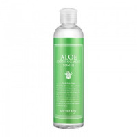 Secret key Тоник для лица с экстрактом алоэ Aloe Soothing Moist Toner