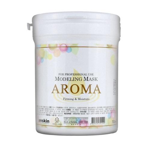 Anskin маска альгинатная антивозрастная aroma modeling mask / container