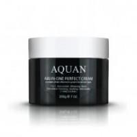 Anskin крем для лица многофункциональный aquan all-in-one perfect cream