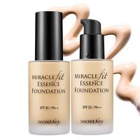 Secret Key Тональная основа жидкая Miracle Fit Essence Foundation