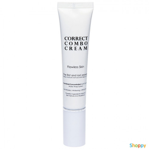 Mizon Крем СС с керамидами spf 25pa++ correct combo cream (tube)