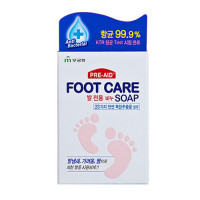 Mukunghwa мыло для ног foot care soap