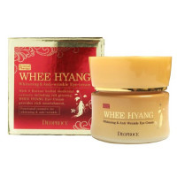 Deoproce Крем для лица Whee Hyang Whitening & Anti-Wrinkle Cream