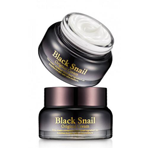 Secret Key Крем для лица улиточный Black Snail Original Cream