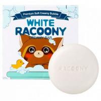 Secret key Мыло кремовое осветляющее White Racoony Creamy Bar