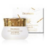 Deoproce Крем для глаз с протеинами паутины  Spider Web Multi-care Eye Cream