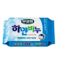 Mukunghwa Мыло хозяйственное белое White Laundry Soap