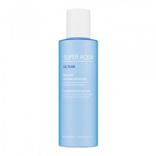Missha Эмульсия для лица с ледниковой водой Super Aqua Ice Tear Emulsion