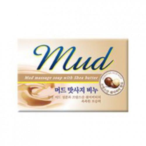 Mukunghwa Мыло с эффектом массажа Mud Massage Soap