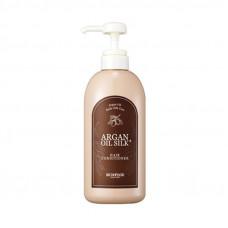 Skinfood кондиционер для вослос с аргановым маслом argan oil silk plus hair conditioner