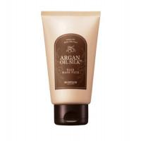 Skinfood маска для волос с маслом арганы и аминокислотами шелка argan oil silk plus hair maskpack