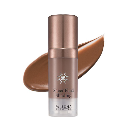 Missha флюид-скульптор лица the style sheer fluid shading