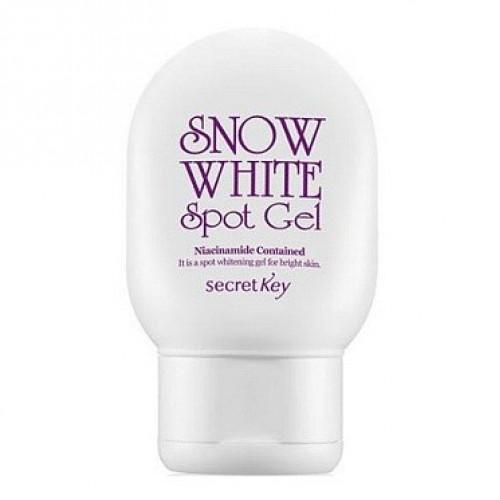 Secret key Гель для лица и тела осветляющий Snow White Spot Gel
