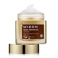 Mizon крем для лица с экстрактом улитки snail repair ex cream