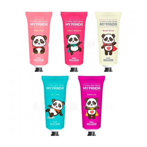 Baviphat Крем для рук Urban Dollkiss It's Real My Panda Hand Cream
