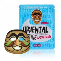 Baviphat маска для лица с эластином Dr.119 Oriental Hahoe Elastine Mask