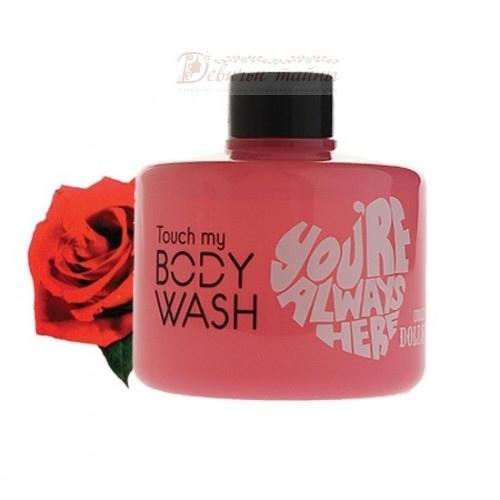 Baviphat гель для душа dollkiss touch my body wash
