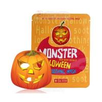 Baviphat маска для лица успокаивающая Dr.119 Monster Halloween soothing Mask