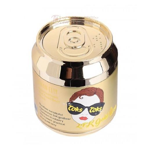 Baviphat Маска для лица омолаживающая Urban Dollkiss Agamemnon 24K Gold Beer Mask
