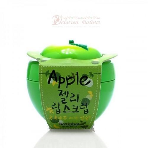 Baviphat Скраб для губ яблоко Apple Jelly Lip Scrub