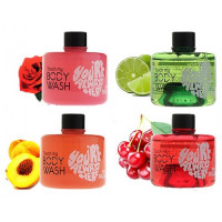 Baviphat гель для душа dollkiss touch my body wash