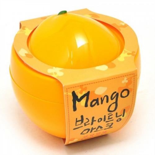 Baviphat Маска для лица осветляющая Mango Magic Brightening Maskм