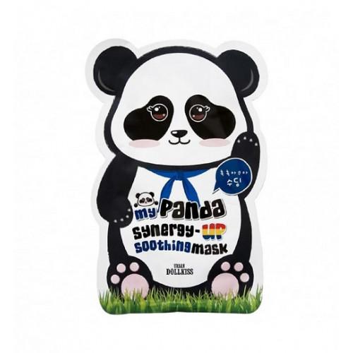 Baviphat Маска укрепляющая My Panda Synergy Up Shoothing Mask Pack