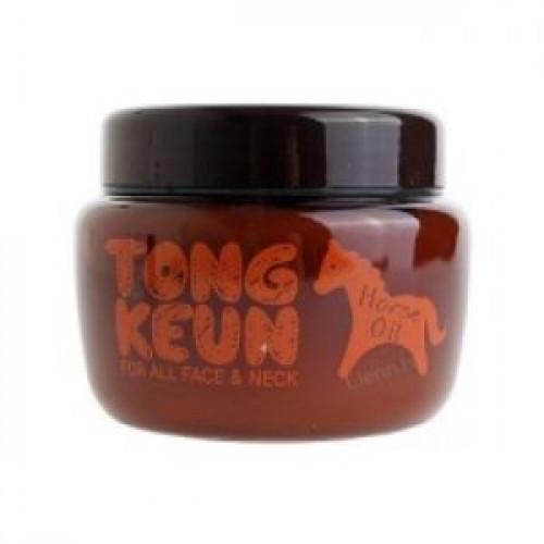 Baviphat Маска питательная с лошадиным жиром Urban Dollkiss Tongkeun Golden Horse Oil Pack
