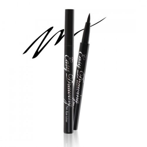 Baviphat Карандаш для глаз Urban Dollkiss Magic Girls Easy Drawing Pen Eyeliner