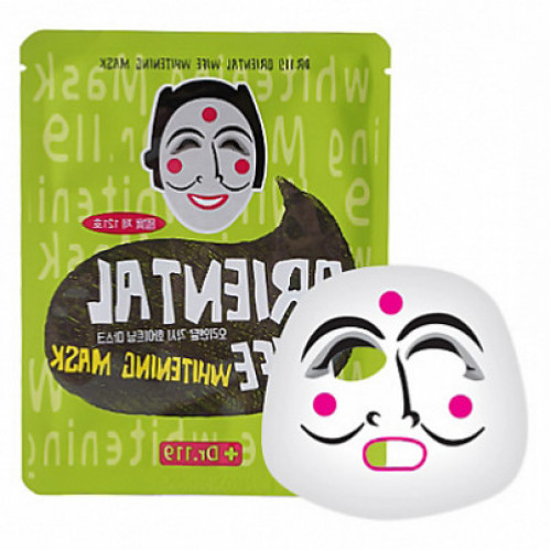 Baviphat Маска для лица осветляющая  Dr.119  Wife whitening Mask