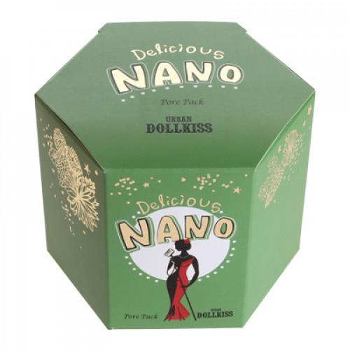 Baviphat Маска ночная для сужения пор Urban Dollkiss Delicious Nano Pore Pack