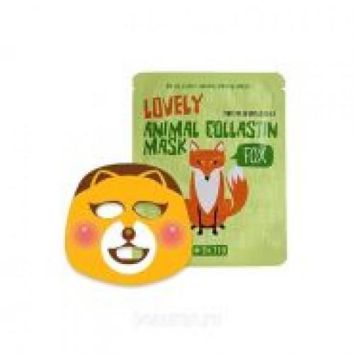 Baviphat Маска для лица Dr.119 Lovely Anymal Mask