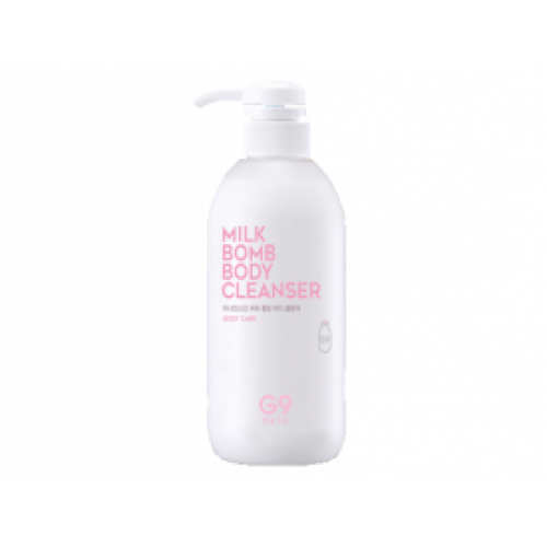 Berrisom Очищающее молочко для тела G9 Skin Milk Bomb Body Cleanser