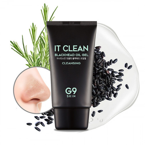 Berrisom Гель очищающий It Clean Blackhead Oil Gel