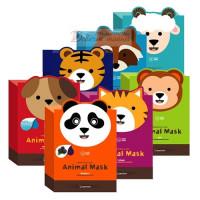 Berrisom Маска тканевая Animal Mask Series