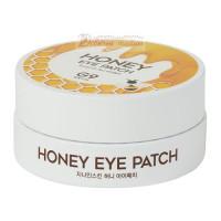 Berrisom Патчи для глаз гидрогелевые с медом G9Skin Honey Eye Patch