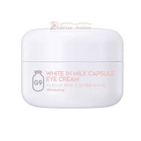 Berrisom Крем для глаз осветляющий с молочными протеинами G9 White In Milk Capsule Eye Cream