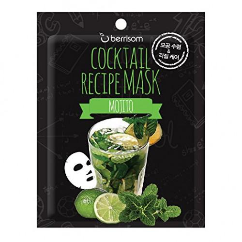 Berrisom Маска для лица Cocktail Recipe Mask
