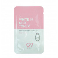 Berrisom Тонер для лица осветляющий  G9 White In Milk Toner (пробник)
