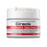 Ciracle Крем для лица увлажняющий Anti Blemish Aqua Cream