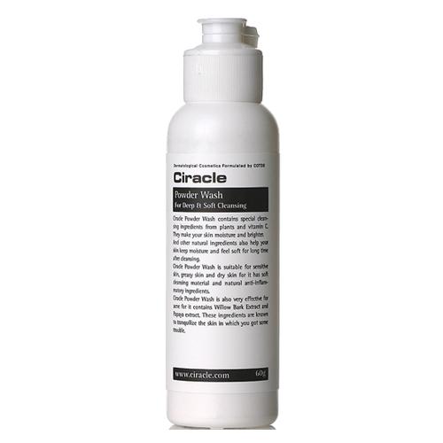 Ciracle Пудра для умывания энзимная Powder Wash For Deep & Sof Cleansing