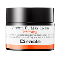 Ciracle Крем Витамин Е5 для лица осветляющий Vitamin E5 Max Cream
