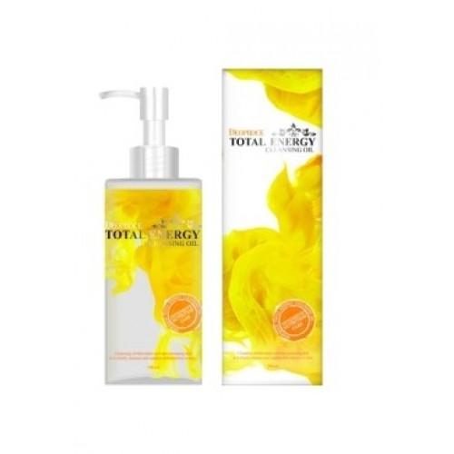 Deoproce Масло очищающее для лица оливковое Cleansing Oil Total Energy