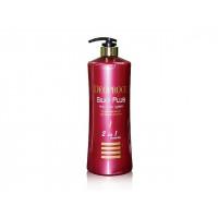 Deoproce Шампунь-бальзам 2 в 1 для окрашенных волос Silky Plus Hair Clinic System 2 In 1 Shampoo & Rinse
