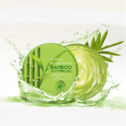 Deoproce Гель для тела бамбук Everyday Refresh Bamboo Soothing Gel